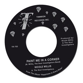 Paint Me In A Corner - Where Are You Now!