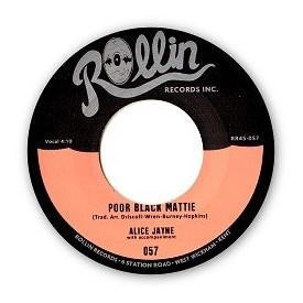 When Will I Be Loved / Poor Black Mattie