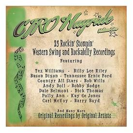 Vol. 3 25 Rockin' Stompin' Western Swing and Rockabilly Recodings