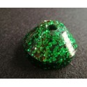 Green Sparkly