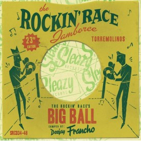 The Rockin' Race's Big Ball - Vol. 3