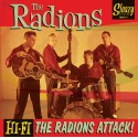 The Radions Attack! - Sleazy Records