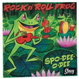 Rock and Roll Frog