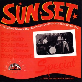 Including Some Of The Latest And Greatest Sun Rockin' Tracks...