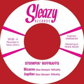 Bizarre - Jupiter / You Shake Me - Surfside Date
