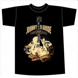 Camiseta Johnny B.Goode