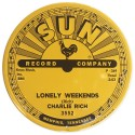 Lonely Weekends - Sun Records