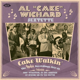 Cake Walkin' - The Modern Recording 47-48
