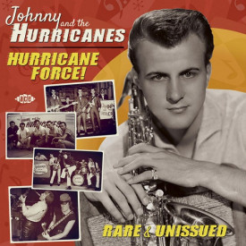 Hurricane Force! - Rare & Unissued