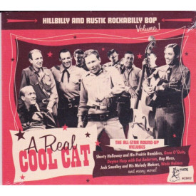 Hillbilly and Rustic Rockabilly Bop Vol.1