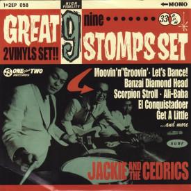 Great 9 Stomps Set