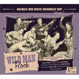 Vol. 5 Wild Man Rock