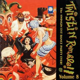 Vol. 8 - The Swingin'est Dance Part...