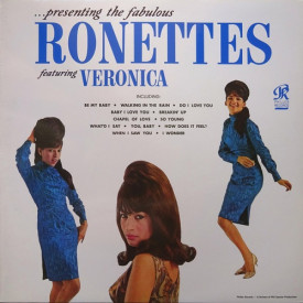 Presenting The Fabulous Ronettes Feat. Veronica