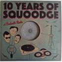 10 Years of Squoodge - Gold Wax