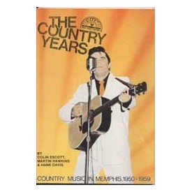 Country Music In Memphis 1950 - 1959