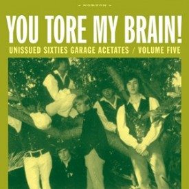 You Tore My Brain!