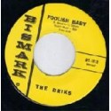 Foolish Baby / Can You See Me